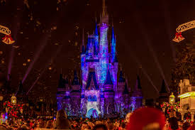 magic kingdom christmas lights frozen holiday wish strategy wishes with lights and once upon a