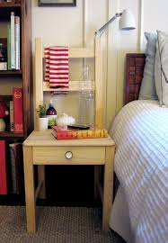 bedroom table and chair diy project ikea bedside chair design sponge