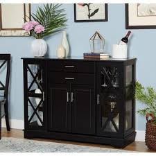 Glass Buffet Furniture by Glass Buffets Sideboards U0026 China Cabinets Shop The Best Deals
