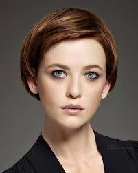 Hochsteckfrisurenen Unkompliziert by Unkomplizierte Kurze Frisur Mit Den Ohren Halb Bedeckt