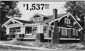 craftsman mail order bungalow house plans 1903 craftsman style