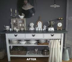 Ikea Sideboard Hack Ikea Norden Sidetable After Restyling Makeovers Pinterest