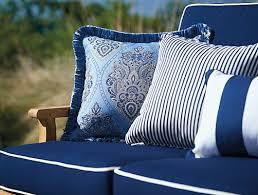 Patio Loveseat Cushion Shop Home U0026 Garden Orleans Outdoor Loveseat Cushions Cabana