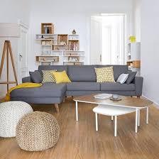 deco avec canapé gris les 25 meilleures idées de la catégorie canapés gris foncé sur avec