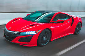 Acura Nsx Power Acura To Start Production Of The 2017 Acura Nsx Video