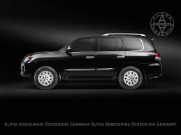 lexus lx 570 acceleration video vehicle details alpha armouring