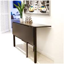 small folding dining table home design folding table this compact wall mounted and shelves