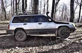 subaru forester grill guard subaru owners let u0027s see your expedition rigs archive page 2