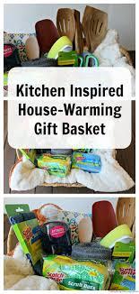 kitchen gift baskets kitchen inspired house warming gift basket ideas finding sanity