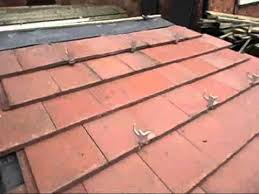 Flat Tile Roof Solar Pv Installation On A Concrete Tile Roof Youtube