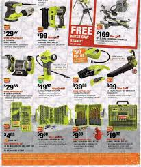 home depot sale flyer black friday black friday 2016 home depot ad scan buyvia