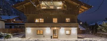 chalet home gruppenhaus kirchberg offers homes in kirchberg in tirol