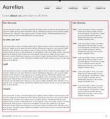 starting off simple the about us page documentation couchcms