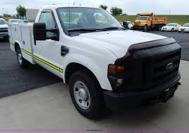 Ford F250 Service Truck - 2008 ford f250 utility truck item g3338 sold august 21