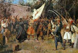 Ottoman Empire Serbia History Of Jihad Against The Serbs Croats And Albanians 1389 To