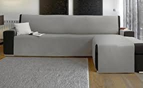 couvre canapé angle scudo housse de canapé d angle gauche beige amazon fr
