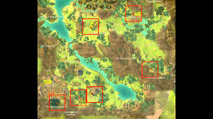 Gw2 World Map by Guild Wars 2 Metrica Province Interactive Vista Map Guide Youtube