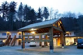 river motels motel exterior big rock motel cbell river motels accommodation