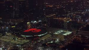 toyota center houston toyota center highway a sweeping bird u0027s eye view of