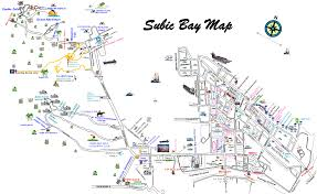 Phillipines Map Subic Bay Philippines Map Travel Guide Tourism U0026 Subic Tourist