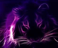 imagenes abstractas hd de animales fractal animal fractalius purple lions hd wallpaper of wild animal