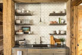Rustic Kitchen Hoods - rustic stone kitchen hood country kitchen