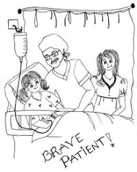 pediatric surgery coloring pages