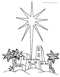 star bethlehem color religious christmas color