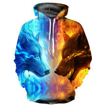 popular wolf hoodie with hood buy cheap wolf hoodie with hood lots