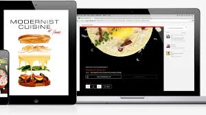 the modernist cuisine the s most beautiful cookbook is now a beautiful app