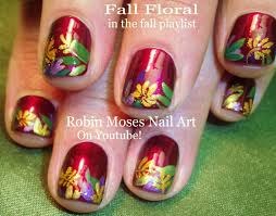 robin moses nail thanksgiving nails thanksgiving nail