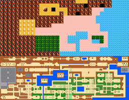 legend of zelda map with cheats a unified map theory of hyrule theorizing zelda universe forums