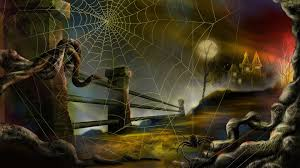 halloween spiderweds background spider webs hallowmas halloween wallpapers gallery image mrfab