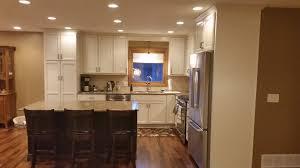 New Yorker Kitchen Cabinets Helander Kitchen Diamond Cabinets U2013 Maple Hanlon Door