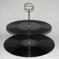 tiered cake stands 2 tier lp record cake stand template what sthat then