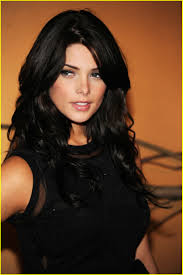 ashley greene with beautiful ombre ashley greene love this hair color and makeup hair styles