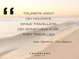 one of my favorite quotes from the beach by alex garland books