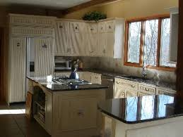 Painted Glazed Kitchen Cabinets Pictures by Kitchen Cabinet Transformations Decorative Painting By Artisan