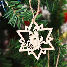 aliexpress buy tree hanging ornaments with string