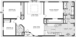 large floor plans large manufactured homes large home floor plans