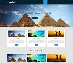 travel web images Tour and travel website designed jts jpg