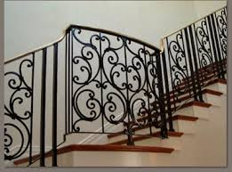 wrought iron fences gates boston escapes stair railings