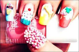 cute 3d christmas candy nail art pictures photos and images for