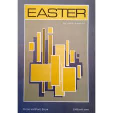 easter choral license