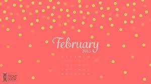 Sofa Mart Colorado Springs by February 2015 Desktop Calendar Front Door
