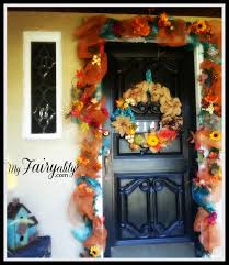 halloween door decoration ideas 57 halloween door garland decor halloween door decoration i like