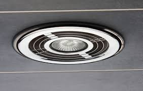 Light Extractor Fan Bathroom Kitchen Extractor Fan With Light Home Interior