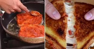 inventer une recette de cuisine un casse croûte réinventé une recette surprenante de sandwich au