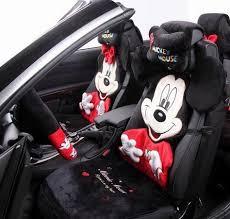 housse si e auto mickey mouse voiture housses de siège bande dessinée dimensions