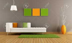supreme couch near empty beige wall d render photo on book cover